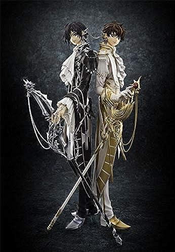 2 unids Set kururu suzaku CóDIGO Geass Lelouch de la Figura de Acción de la Rebelión PVC Nueva Colección Figuras Juguetes brinquedos Colección