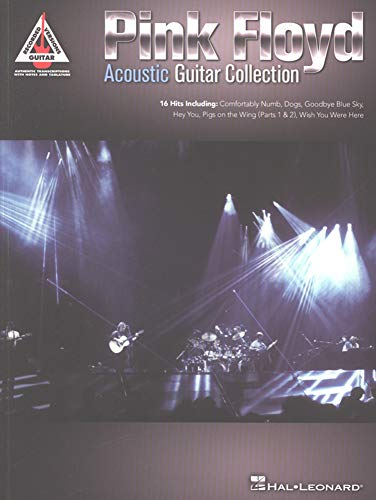 Pink Floyd: Acoustic Guitar Collection: Guitar Recorded Versions