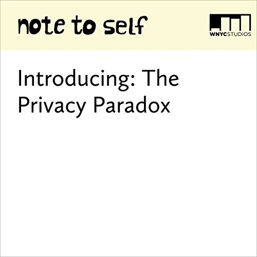 Introducing: The Privacy Paradox audiobook cover art