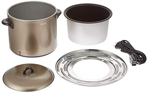 内なべをはずして、丸洗いすることができるので、使い終わった後の片づけも簡単。蓋がついているので、油が冷めたら、そのままオイルポットのように油を保管しておくこともできますよ。
