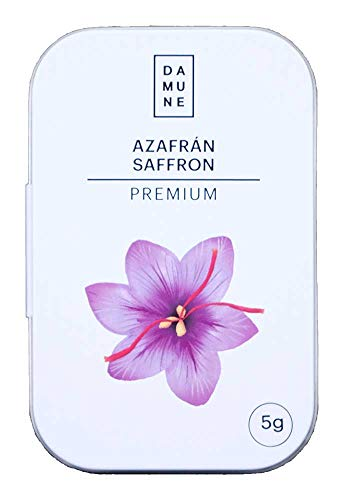 Zafferano Premium in Pistilli Superior 5g – Categoria I Superiore