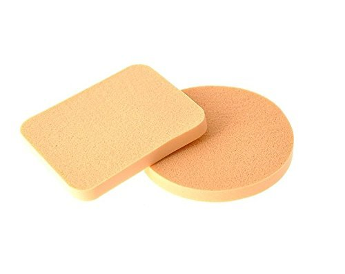 BoldnYoung Pack of 2 Make up Cosmetic Foundation Powder Puff...