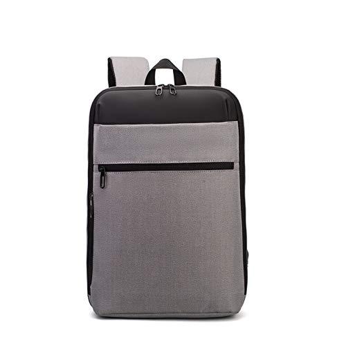 DSFDSG Mochila Antirrobo Impermeable, Mochila Portátil Hombre Impermeable Trabajo Ordenador Viaje Negocio Multifuncional Daypacks