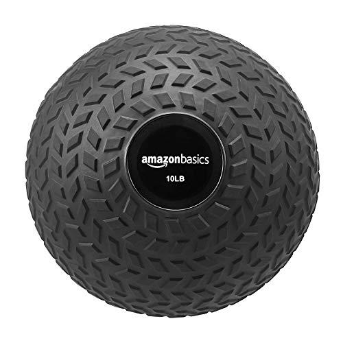Amazon Basics Training Exercise Slam Ball - Arrow Grip, 10-Pound