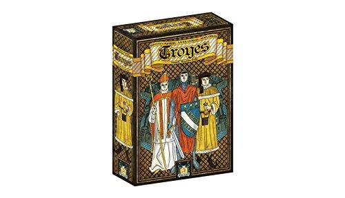 Asmodee- Troyes (ADE0TRO01ML)