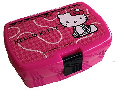 Hello Kitty - Fiambrera, color rosa