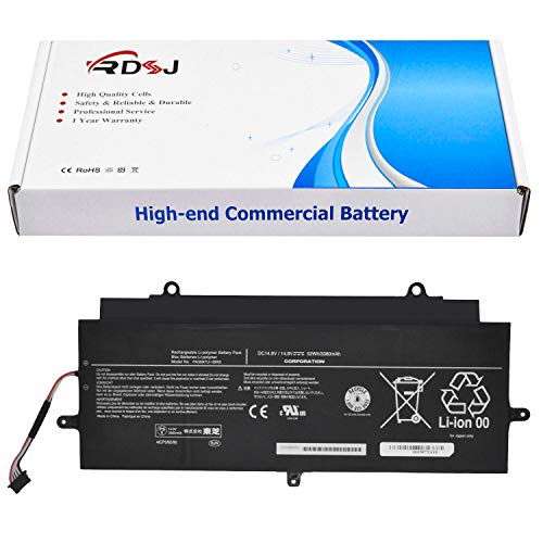 PA5097U-1BRS PA5097U Laptop Battery for Toshiba Ultrabook PA5097U-1BRS Series G71C000FH210 14.8V 52Wh 3380mAh