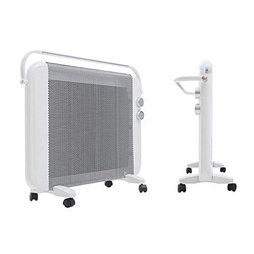 Mopoq Vertical móvil Calefacción eléctrica montada en la pared del horno de...