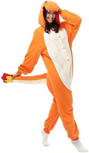 Pyjamas Animal Costume Pokemon UK Size Kids Charmander Cosplay Pikachu