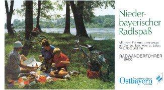 Radeln im Golf- und Thermenland: Niederbayerischer Radlspass - Mit dem Fahrrad unterwegs an Donau, Isar, Abens, Laber, Vils, Rott und Inn 1:50000 (Radführer)