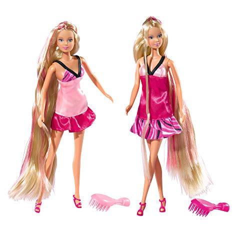 Simba 105734130 - Steffi Love - Ultra Hair, sortiert (1 Stück)