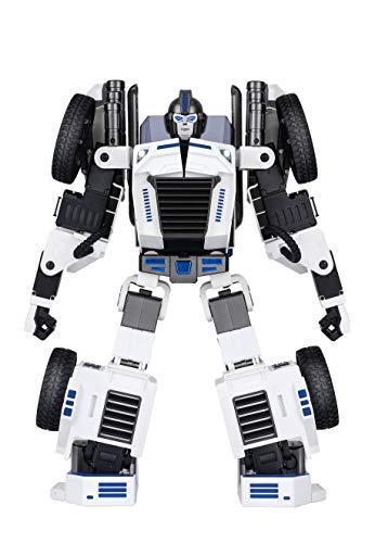Robosen T9-E Programmable Auto Transforming Remote Voice and App Control Robot