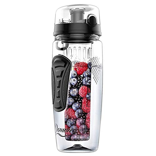 Your favorite dance teacher will love this infuser water bottle gift idea