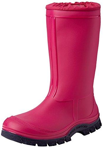 Start Rite Mud Buster Pink, Bottes de Pluie fille, Rose, 28 EU