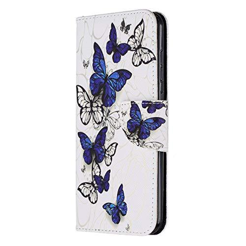 Hülle für Nokia 2.3 Hülle Handyhülle [Standfunktion] [Kartenfach] Schutzhülle lederhülle klapphülle für Nokia2.3 - DEBF070406#9