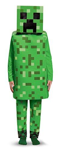 Minecraft DISK65659L Creeper Kostüm, Jungen, S