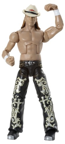 WWE Shawn Michaels Elite Collection Figure Series #3