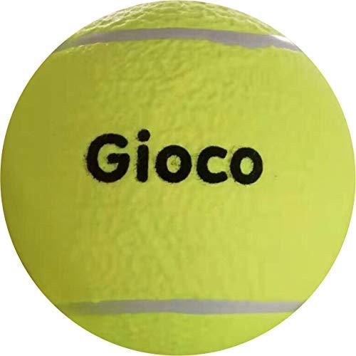 Gioco Tennisball für Jugendliche, groß, Gelb