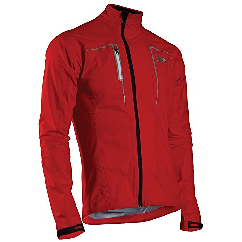 Sugoi Herren Funktionsjacke RSE Neoshell Jacket, Rot, XXL
