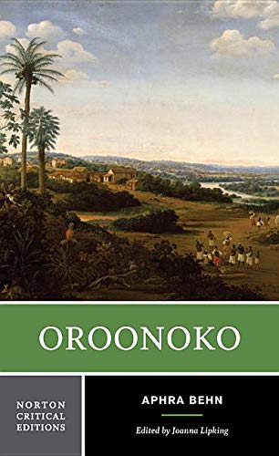 Oroonoko (Norton Critical Editions)