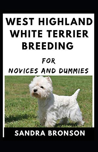 West Highland White Terrier Breeding For Novices And Dummies 🔥