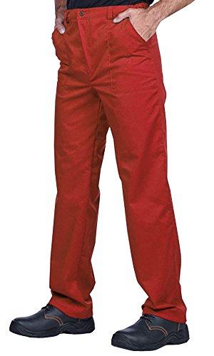 Arbeitshosen männer, Arbeitshose herren, Klassisches Model Bundhose, Arbeit hose Cargohose, Arbeitskleidung 48