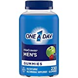 Best Mens Vitamins - One A Day Men's Multivitamin Gummies, Supplement Review