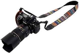 eWINNER camera shoulder neck strap vintage belt compatible with Nikon/Canon/Sony/Pentax DSLR camer