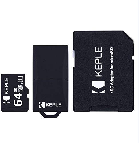 Tarjeta de Memoria MicroSD de 64GB Clase 10 Compatible con Nikon Coolpix...