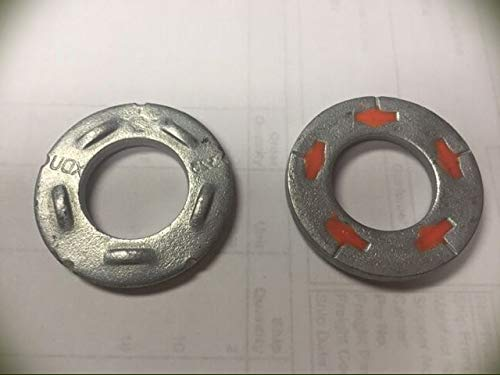 3/4 DTI Washers Galvanized Direct Tension Squirter Washers 50 count