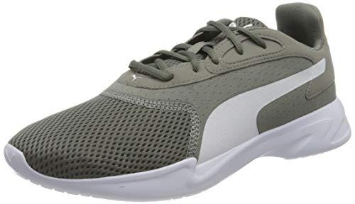 PUMA Jaro, Zapatillas de Running Hombre, Gris (Ultra Gray White), 42.5 EU