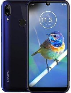 هاتف لينوفو K10 بشريحتي اتصال - سعة تخزين 64 جيجا، ذاكرة رام 4 جيجا، شبكة اتصال الجيل الرابع، ازرق