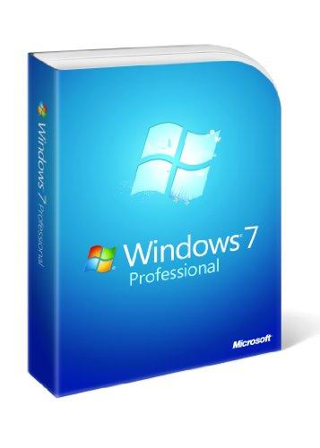 Windows 7 Professional 32/64 Bit Betriebssystem - 1 PC