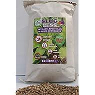 SlugLess® 10L Pet Safe, Organic Slug & Snail Deterrent - 'Best Buy' Kitchen Garden Magazine (FREE NEXT DAY DELIVERY)