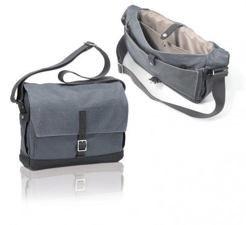 XLC Community Line Messenger Bag, grau, 35 x 27 x 21cm
