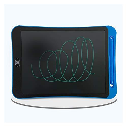 WLSJ Tableta de Dibujo 12/12/18 Pulgadas LCD Escritura Tableta Dibujo Digital Tableta Parts de Escritura a Mano Portátiles de Tableta electrónica Tablero Delgado con Pluma (Color : 10 Inch Red)