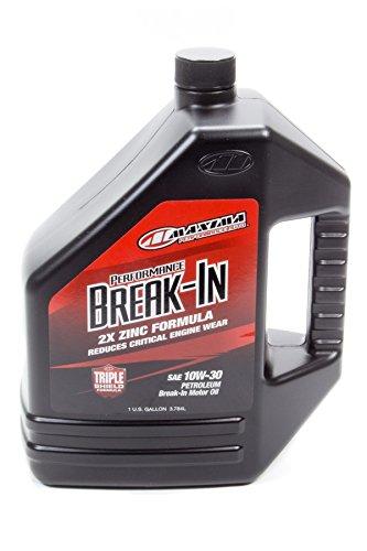 Maxima Racing Oils MAX39-109128S Break-in Oil1 Gallon, 1 Gallon