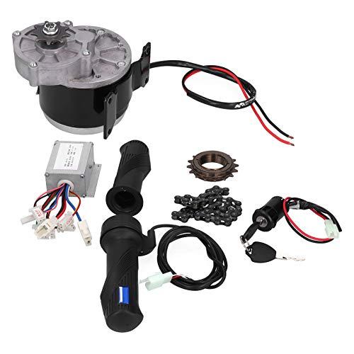 Labuda Kit de conversión eléctrica, Kit de Controlador de Motor, 2950 RPM Duradero para patinetas, patinetas, Bicicletas, triciclos
