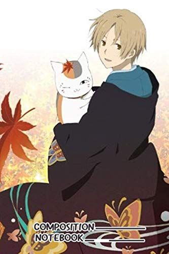 Natsume Yuujinchou Notebook: (110 Pages, Lined, 6 x 9)