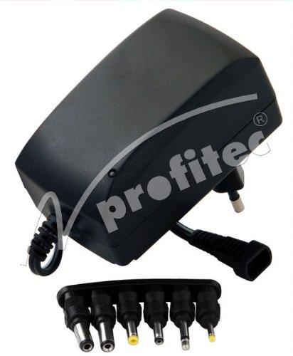 profitec MW 924 EUP Universal Steckernetzteil DC 9V 12V 13,5V 15V 18V 20V 24V / 1500mA max. stabilisiert