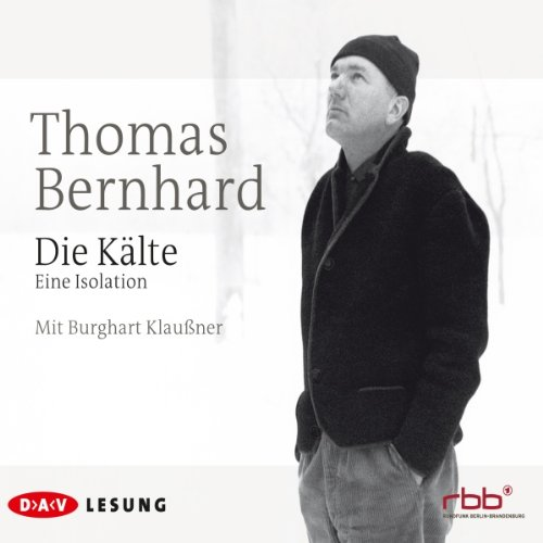 Die Kälte audiobook cover art