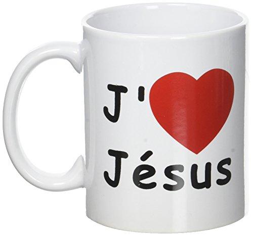 Mug Jesus Je T'Aime