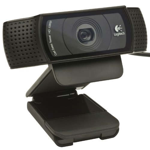 Logitech HD Pro Webcam C920(