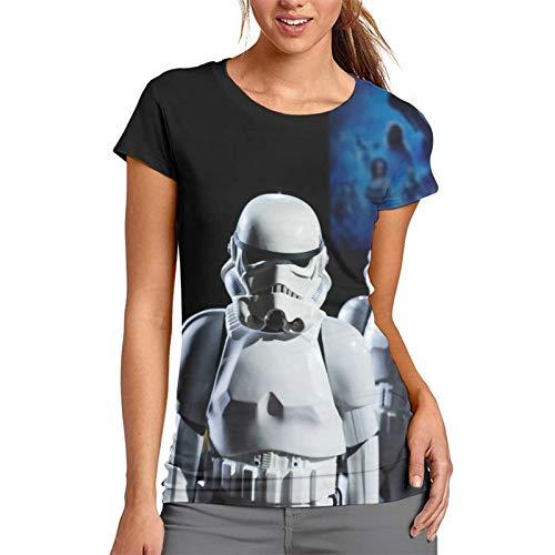 Nueey Star-Wars-Darth-Vader - Sudaderas para mujer, color negro