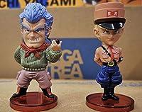 可能 League ドラゴンボール DRAGON BALL フィギュア ブルー将軍&ホワイト将軍 GK完成品ドラゴソボール 烏山明 不朽 名作