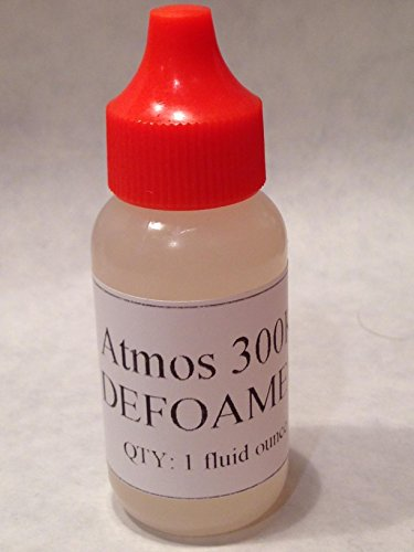Liquid Defoamer Atmos 300K Food Grade Kosher Maple Syrup brewing and other applications