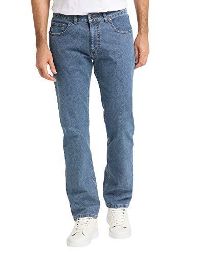 Pioneer Herren Ron Straight Jeans, Blau (Stone Blue 05), 32W / 32L