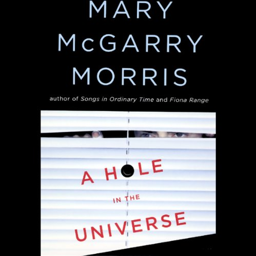 A Hole in the Universe audiobook cover art