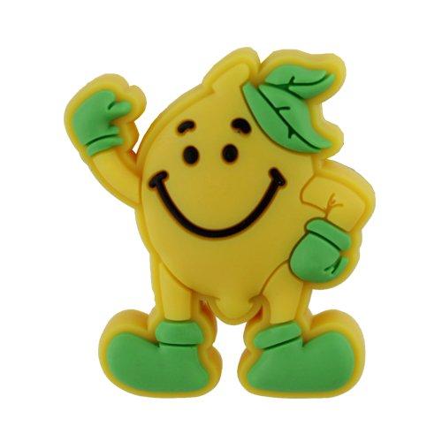 MyGrips gm134 Enfants Meubles Bouton Jaune Citron Bouton de Porte/nauf