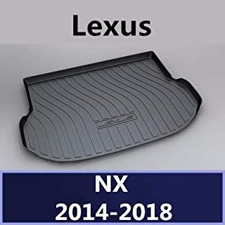 Car Boot Pad Carpet Cargo Mat Trunk Liner Tray Floor Mat Tray Floor Carpet For Lexus 2010 2012 2013 2014 2015 2016 2017 20...
